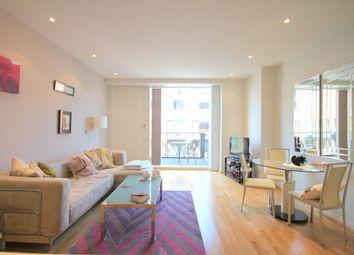 Thumbnail 1 bedroom flat to rent in Cubitt Building, Gatliff Road, Grosvenor Waterside