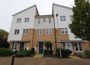 Thumbnail 4 bed town house to rent in Kensington Road, Colchester