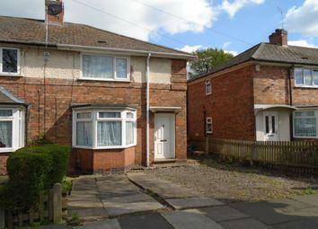 Thumbnail 3 bed property for sale in Homelea Road, Yardley, Birmingham