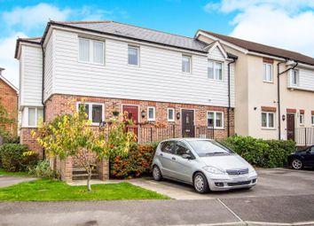 Thumbnail 2 bed terraced house for sale in Tekram Close, Edenbridge