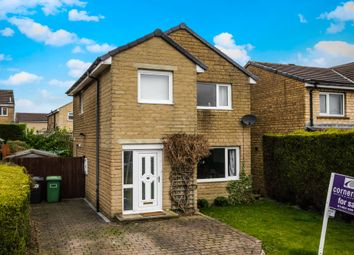 Thumbnail 3 bed detached house for sale in Oak Tree Avenue, Scholes, Holmfirth