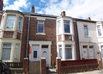 Thumbnail 3 bedroom flat to rent in Woodbine Avenue, Wallsend
