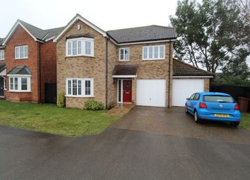 Thumbnail 4 bed detached house to rent in Scots Pine Court, Red Lodge, Bury St. Edmunds