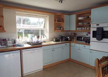 Thumbnail 4 bed detached house to rent in Whitebeam Road, Oadby, Leicester