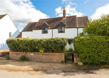 Thumbnail 4 bed cottage for sale in High Street, Long Wittenham, Abingdon, Oxfordshire