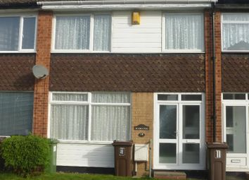 3 bed terraced house for sale in Plestowes Close, Shirley, Solihull B90