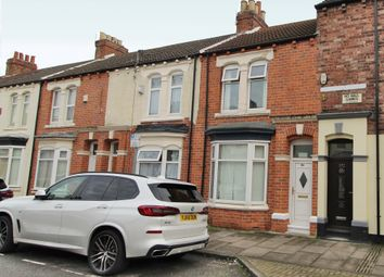 Thumbnail 4 bed terraced house to rent in Abingdon Road, Middlesbrough, Cleveland