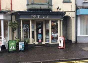 Thumbnail Retail premises for sale in Newton Road, Mumbles, Swansea