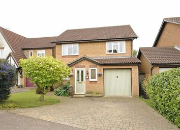 Thumbnail 4 bed detached house for sale in Chatsworth Drive, Wellingborough