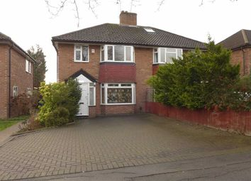 Thumbnail 3 bedroom semi-detached house to rent in Kenton Lane, Harrow, Middlesex
