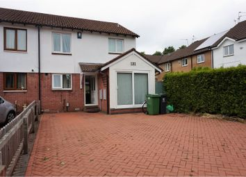 Thumbnail 4 bedroom semi-detached house for sale in Tangmere Drive, Cardiff