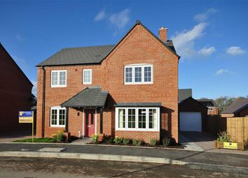 Thumbnail 4 bed detached house for sale in Ombersley Road, Bevere, Worcester