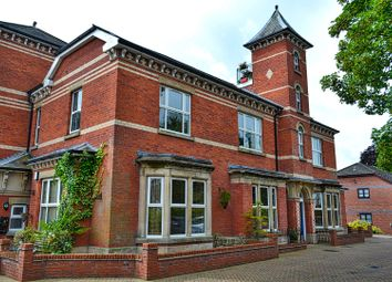 Thumbnail 2 bedroom flat for sale in 15-17 Newcastle Road, Congleton