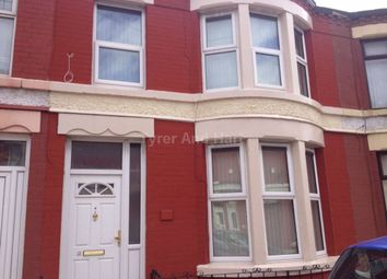 Thumbnail 2 bed town house to rent in Kelso Road, Fairfield, Liverpool