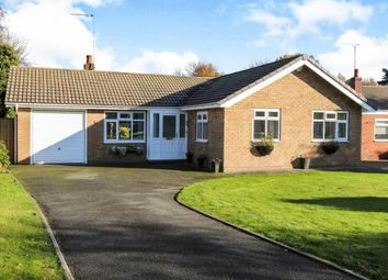Thumbnail 2 bed bungalow for sale in Eaton Close, Sandbach, Cheshire