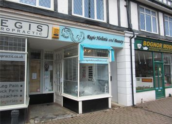 Thumbnail Retail premises to let in Aldwick Road, Bognor Regis, West Sussex