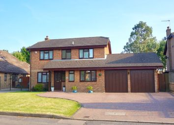 Thumbnail 4 bedroom detached house for sale in Mill Lane, Blue Bell Hill, Chatham