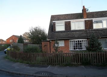 Thumbnail 3 bed semi-detached house to rent in Longwood Crescent, Shadwell