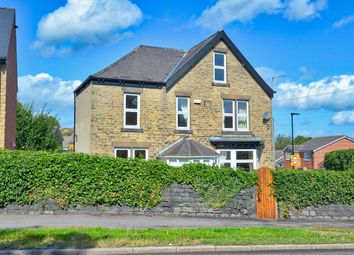 5 bed detached house for sale in Stannington Road, Sheffield S6