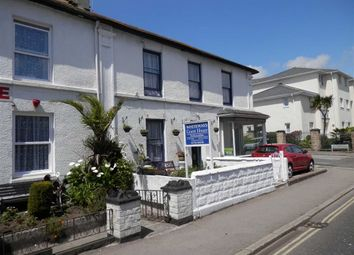 Thumbnail Hotel/guest house for sale in Whiteways Guest House, 1, East Terrace, Penzance