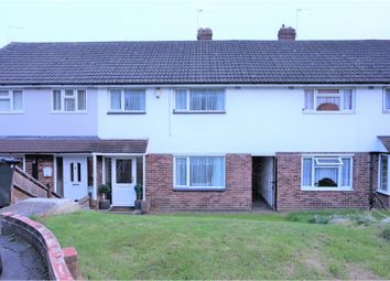 Thumbnail 3 bed terraced house for sale in Coller Crescent, Dartford