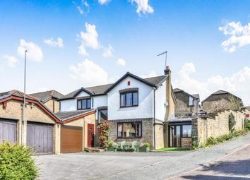 Thumbnail 4 bed detached house for sale in Applecross Drive, Burnley, Lancashire, Burnley