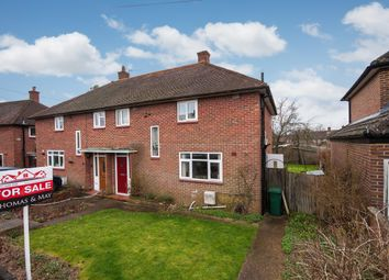 Thumbnail 3 bed semi-detached house for sale in Malmstone Avenue, Merstham, Surrey