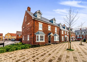 Thumbnail 5 bed detached house for sale in Green Lane, Wixams, Bedford