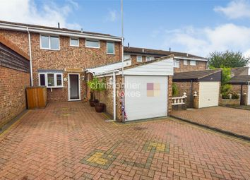 Thumbnail 3 bed terraced house for sale in Allard Close, Cheshunt, Hertfordshire
