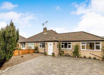 Thumbnail 3 bedroom bungalow for sale in Wedderburn Close, Harrogate, North Yorkshire