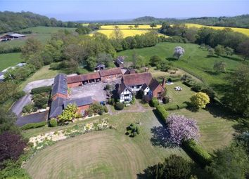Thumbnail 5 bed detached house for sale in Morton Bagot, Studley