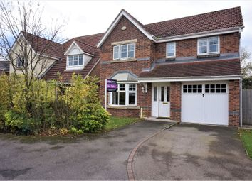 Thumbnail 4 bed detached house for sale in Ettersgill Close, Stockton-On-Tees