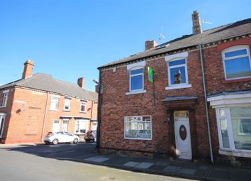 Thumbnail 3 bed property for sale in Grey Street, Bishop Auckland
