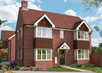 "Thumbnail 3 bed detached house for sale in ""The Sheringham"" at Farrier Gardens, Eccleshall, Stafford"