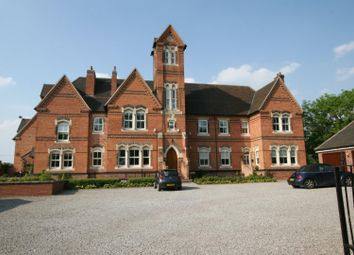 Thumbnail 1 bed flat for sale in Cliftonthorpe, Ashby De La Zouch