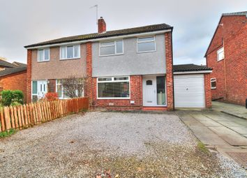 Thumbnail 3 bed semi-detached house for sale in Princess Way, Euxton, Chorley