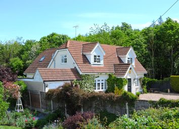 Thumbnail 4 bed detached house for sale in Frenches Green, Felsted