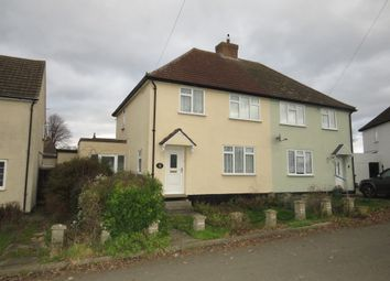 Thumbnail 3 bed semi-detached house for sale in Hillfoot Road, Shillington, Hitchin