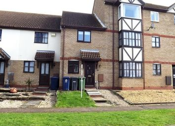 Thumbnail 2 bedroom terraced house to rent in Cromwell Court, Eynesbury, St. Neots