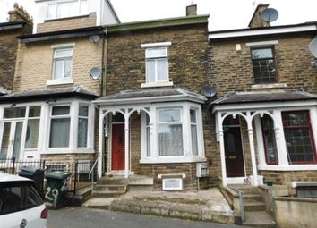 Thumbnail 4 bedroom terraced house for sale in Lynthorne Road, Frizinghall, Bradford