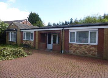 Thumbnail 3 bedroom detached bungalow for sale in Lye Close Lane, Quinton, Birmingham