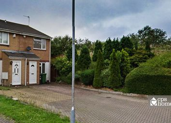 Thumbnail 2 bed end terrace house for sale in Waterford Close, Cardiff