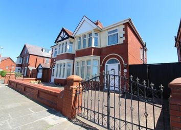 Thumbnail 3 bed semi-detached house for sale in Hodgson Road, Blackpool