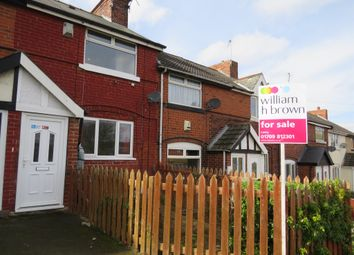 Thumbnail 2 bed terraced house for sale in Muglet Lane, Maltby, Rotherham