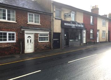 Thumbnail Restaurant/cafe for sale in Middlewich CW10, UK