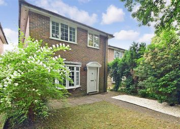 Thumbnail 3 bed detached house for sale in Knoll Road, Dorking, Surrey