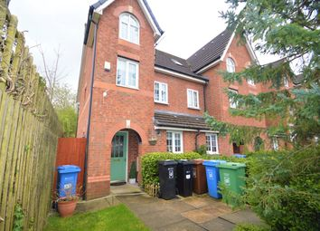 Thumbnail 3 bed town house for sale in Kennett Drive, Bredbury, Stockport