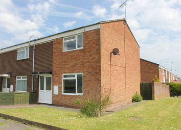 Thumbnail 3 bed end terrace house to rent in Shelley Close, Catshill, Bromsgrove