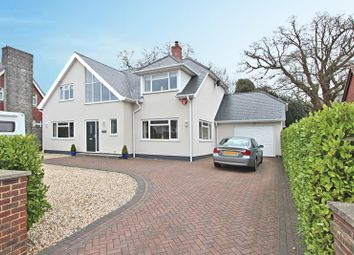 Thumbnail 4 bed detached house for sale in Gosport Lane, Lyndhurst