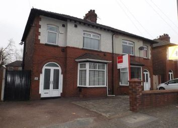 Thumbnail 3 bed semi-detached house for sale in Bury New Road, Whitefield, Manchester, Greater Manchester